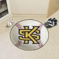 Kennesaw State Owls NCAA Baseball Rug