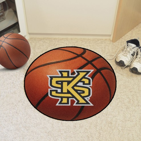 Kennesaw State Owls NCAA Basketball Mat