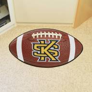 Kennesaw State Owls NCAA Football Floor Mat