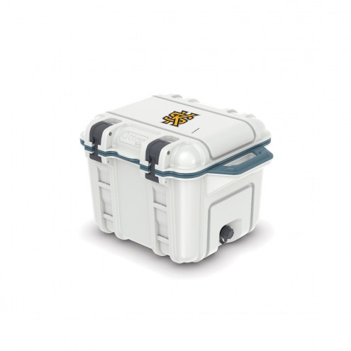 Kennesaw State Owls OtterBox 25 Quart White Venture Cooler