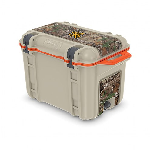 Kennesaw State Owls OtterBox 45 Quart RealTree Camo Venture Cooler