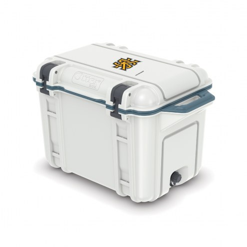 Kennesaw State Owls OtterBox 45 Quart White Venture Cooler