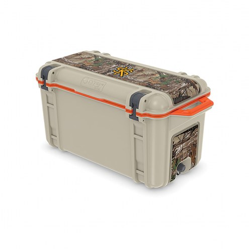 Kennesaw State Owls OtterBox 65 Quart RealTree Camo Venture Cooler