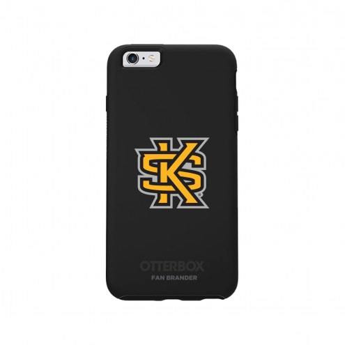 Kennesaw State Owls OtterBox iPhone 6/6s Symmetry Black Case