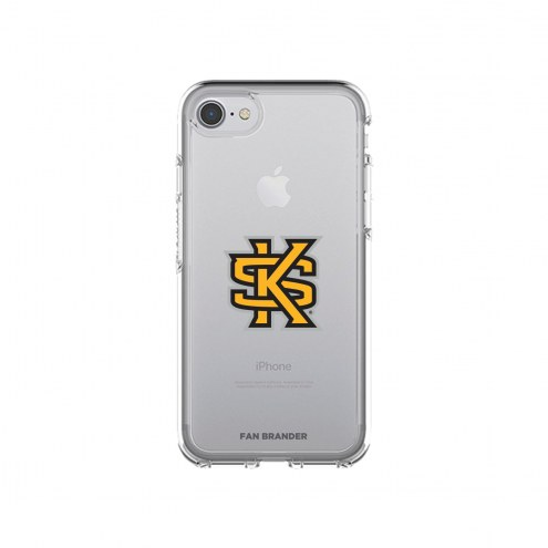 Kennesaw State Owls OtterBox iPhone 8/7 Symmetry Clear Case