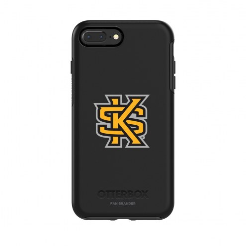 Kennesaw State Owls OtterBox iPhone 8 Plus/7 Plus Symmetry Black Case