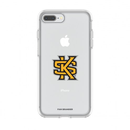 Kennesaw State Owls OtterBox iPhone 8 Plus/7 Plus Symmetry Clear Case
