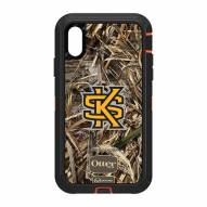 Kennesaw State Owls OtterBox iPhone XR Defender Realtree Camo Case