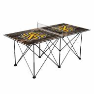 Kennesaw State Owls Pop Up 6' Ping Pong Table