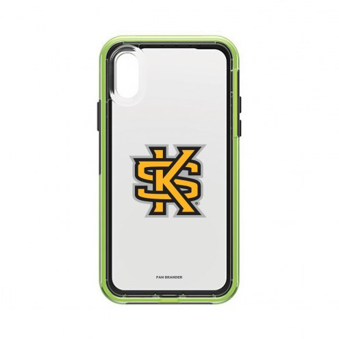 Kennesaw State Owls Speck iPhone 8/7/6s/6 Presidio Black Case
