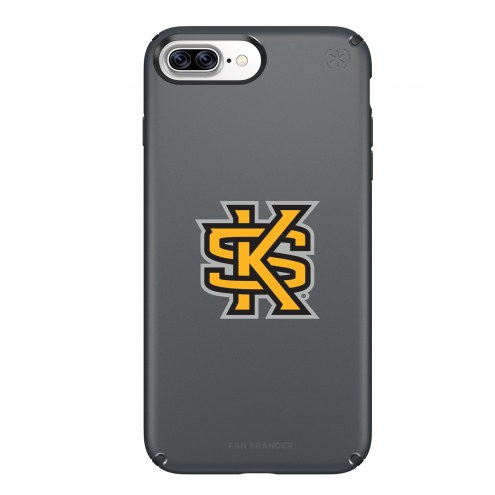 Kennesaw State Owls Speck iPhone 8 Plus/7 Plus Presidio Black Case