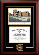 Kennesaw State Owls Spirit Graduate Diploma Frame