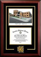 Kennesaw State Owls Spirit Graduate Diploma Frame