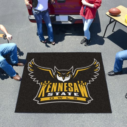Kennesaw State Owls Tailgate Mat