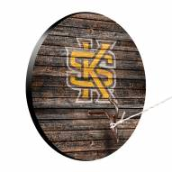 Kennesaw State Owls Weathered Design Hook & Ring Game