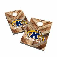 Kent State Golden Flashes 2' x 3' Cornhole Bag Toss