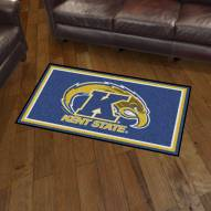 Kent State Golden Flashes 3' x 5' Area Rug