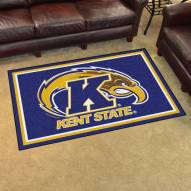 Kent State Golden Flashes 4' x 6' Area Rug