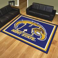 Kent State Golden Flashes 8' x 10' Area Rug