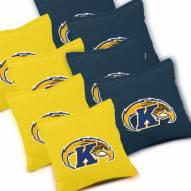 Kent State Golden Flashes Cornhole Bags