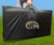 Kent State Golden Flashes Cornhole Carry Case