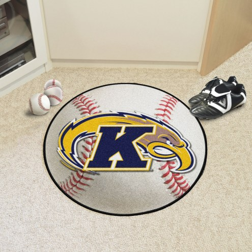 Kent State Golden Flashes Baseball Rug
