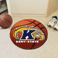 Kent State Golden Flashes Basketball Mat