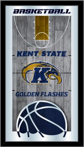Kent State Golden Flashes Basketball Mirror
