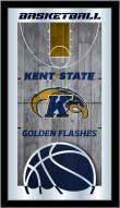 Kent State Golden Flashes Basketball Mirror