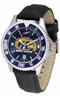 Kent State Golden Flashes Competitor AnoChrome Men's Watch - Color Bezel