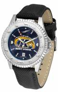 Kent State Golden Flashes Competitor AnoChrome Men's Watch