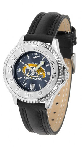 Kent State Golden Flashes Competitor AnoChrome Women's Watch