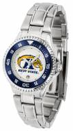 Kent State Golden Flashes Competitor Steel Women's Watch