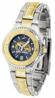 Kent State Golden Flashes Competitor Two-Tone AnoChrome Women's Watch