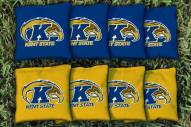 Kent State Golden Flashes Cornhole Bag Set