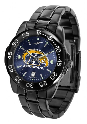 Kent State Golden Flashes FantomSport AnoChrome Men's Watch