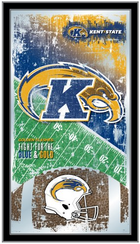 Kent State Golden Flashes Football Mirror