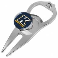 Kent State Golden Flashes Hat Trick Golf Divot Tool
