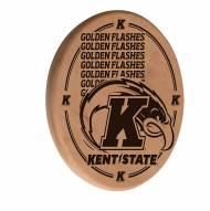 Kent State Golden Flashes Laser Engraved Wood Sign