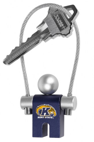 Kent State Golden Flashes Jumper Keychain