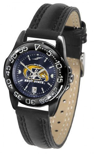 Kent State Golden Flashes Ladies Fantom Bandit AnoChrome Watch