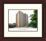 Kent State Golden Flashes Legacy Alumnus Framed Lithograph