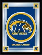 Kent State Golden Flashes Logo Mirror