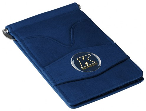 Kent State Golden Flashes Navy Player's Wallet