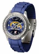 Kent State Golden Flashes Sparkle Women's Watch