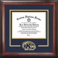 Kent State Golden Flashes Spirit Diploma Frame