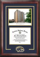 Kent State Golden Flashes Spirit Graduate Diploma Frame