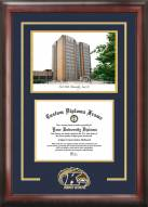Kent State Golden Flashes Spirit Graduate Diploma Frame