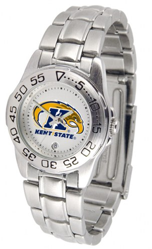 Kent State Golden Flashes Sport Steel Women's Watch