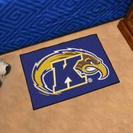 Kent State Golden Flashes Starter Rug